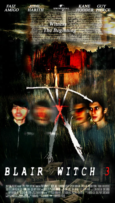 Blair Witch 3 poster