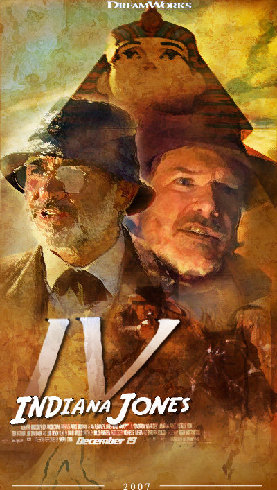 Indiana Jones IV Concept